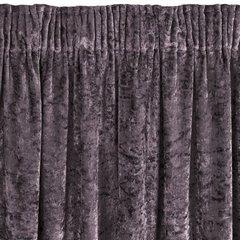 Zasłona welwetowa fioletowa 140x270 cm taśma - 140 X 270 cm - fioletowy 2