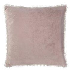 Poszewka na poduszkę 40 x 40 cm różowo biała  - 40 X 40 cm - różowy 4