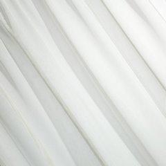 HOLY LEKKA KREMOWA FIRANA Z PEREŁKAMI 140x270 cm NA TAŚMIE MARSZCZĄCEJ - 140 X 270 cm - kremowy 2