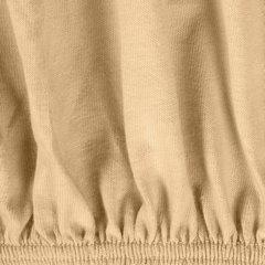 Prześcieradło bawełniane gładkie 90x200+25cm 140 kolor morelowy - 90 x 200 cm - morelowy 8