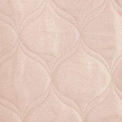 Narzuta na łóżko przeszywana 200x220 cm różowa - 200x220 - różowy 3