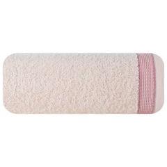 Ręcznik Bill Eurofirany Premium 50x90 jasnoróżowy - 50 X 90 cm - różowy 3