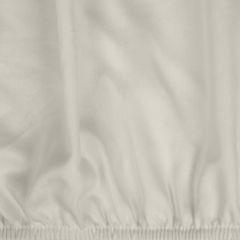Prześcieradło z makosatyny gładkie 220x200+30cm kolor kremowy - 220 X 200 cm, wys.30 cm - kremowy 6
