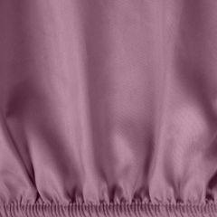 Prześcieradło z makosatyny gładkie 140x200+30cm kolor różowy - 140 X 200 cm, wys.30 cm - ciemnoróżowy 5