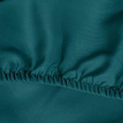 Prześcieradło z makosatyny gładkie 220x200+30cm kolor turkusowy - 220 X 200 cm, wys.30 cm - turkusowy 6