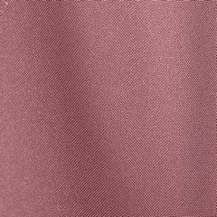 Ciemnoróżowa gładka zasłona z matowej satyny 140x250 przelotki - 140 X 250 cm - ciemny różowy 4