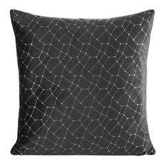 Poszewka dekoracyjna na poduszkę  45 x 45 Kolor Czarny - 45x45 - czarny 1