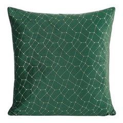 Poszewka dekoracyjna na poduszkę  45 x 45 Kolor C.Zielony - 45x45 - zielony 1