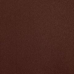 Gładka zasłona z matowej satyny kawowa na przelotkach 140x250 - 140x250 - kawowy 2