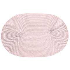 Owalna podkładka stołowa beżowa 30x45 cm - 45 X 30 cm - jasnobeżowy 2