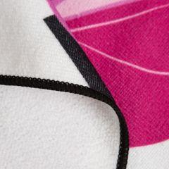 Ręcznik plażowy z mikrofibry z kolorowym nadrukiem 80x160cm - 80 X 160 cm - wielokolorowy 4