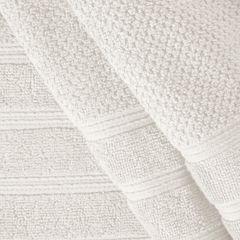Bawełniany ręcznik kąpielowy frote kremowy 50x90 - 50 X 90 cm - kremowy 10