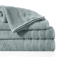 Bawełniany ręcznik kąpielowy frote miętowy 50x90 - 50 X 90 cm - miętowy 2