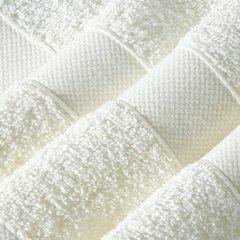 Miękki chłonny ręcznik kąpielowy kremowy 50x90 - 50 X 90 cm - kremowy 4