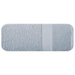 Miękki chłonny ręcznik kąpielowy srebrny 50x90 - 50 X 90 cm - srebrny 2