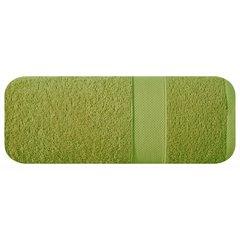 Miękki chłonny ręcznik kąpielowy oliwkowy 50x90 - 50 X 90 cm - oliwkowy 2