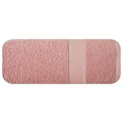 Miękki chłonny ręcznik kąpielowy liliowy 70x140 - 70 X 140 cm - liliowy 2