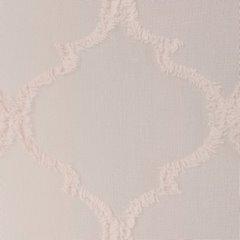 Firana gotowa z marokańską koniczyną 140x250  - 140 X 250 cm - różowy 4