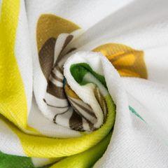 Ręcznik plażowy z mikrofibry z kolorowym nadrukiem 80x160cm - 80 X 160 cm - wielokolorowy 10