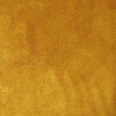 Zasłona welwetowa 140x270 cm na taśmie musztardowa - 140 X 270 cm - musztardowy 4
