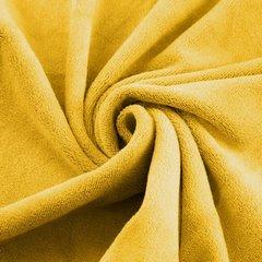 Ręcznik z mikrofibry szybkoschnący musztardowy 30x30cm  - 30 X 30 cm - musztardowy 4