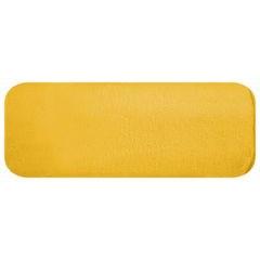 Ręcznik z mikrofibry szybkoschnący musztardowy 50x90cm  - 50 X 90 cm - musztardowy 2