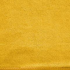 Ręcznik z mikrofibry szybkoschnący musztardowy 50x90cm  - 50 X 90 cm - musztardowy 4