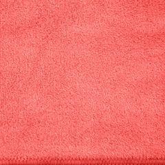 Ręcznik z mikrofibry szybkoschnący koralowy 30x30cm  - 30 X 30 cm - koralowy 4