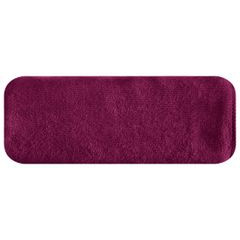 Ręcznik z mikrofibry szybkoschnący amarantowy 30x30cm  - 30 X 30 cm - amarantowy 2