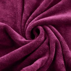 Ręcznik z mikrofibry szybkoschnący amarantowy 30x30cm  - 30 X 30 cm - amarantowy 5