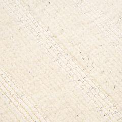 Łazienkowy dywanik w paski splot pętelkowy krem 50x70 cm - 50 X 70 cm - kremowy 3