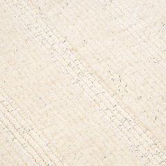 Łazienkowy dywanik w paski splot pętelkowy krem 60x90 cm - 60 X 90 cm - kremowy 3