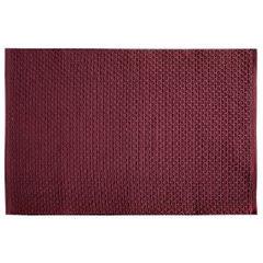Jednokolorowa podkładka stołowa plaster miodu musztardowa 33x48 cm - 33 X 48 cm - musztardowy 3