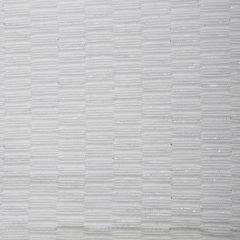 Biały bieżnik z bawełny i lureksu obrus 40x140 cm - 40 X 140 cm - biały/srebrny 4