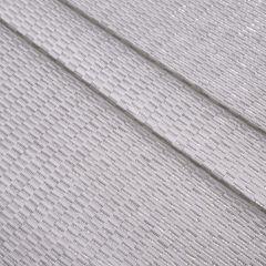 Strukturalny bieżnik na stół stalowy szary 40x140 cm - 40 X 140 cm - biały/srebrny 5