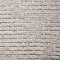 Biały bawełniany bieżnik tłoczony 40x140 cm - 40 X 140 cm - biały 4