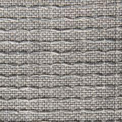 Srebrny bawełniany bieżnik tłoczony 40x140 cm - 40 X 140 cm - srebrny 4