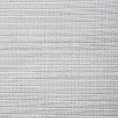Biały bieżnik na stół strukturalny w paski bawełniany 40x140 - 40 X 140 cm - biały 4