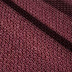 Bordowy bieżnik na stół bawełniany 40x140 cm - 40 X 140 cm - bordowy 4