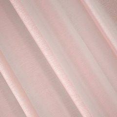 Zasłona różowa struktura deszczyku przelotki 140x250 cm - 140 X 250 cm - różowy 2