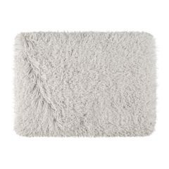 Ozdobny dywanik z błyszcząca nicią beżowy 60x90 cm - 60 X 90 cm - beżowy 2