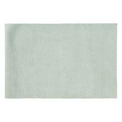 Gładki dywanik łazienkowy miętowe futerko 50x70 cm - 50 x 70 cm - Miętowy 2