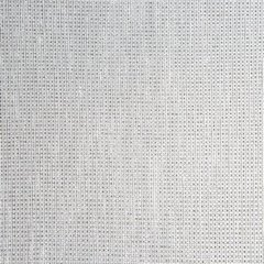 Biała firana ze srebrną nicią na przelotkach 140x250 cm - 140 X 250 cm - biały 4