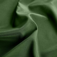 Zasłona gładka CIEMNOZIELONA przelotki 140x250 cm - 140x250 - Zielony 1