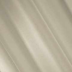 Zasłona gładka beżowa przelotki 140x250 cm - 140 X 250 cm - cappucino 2
