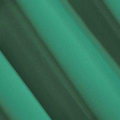 Ciemnozielona zasłona zaciemniająca 135x270 na taśmie - 135x270 - zielony 9