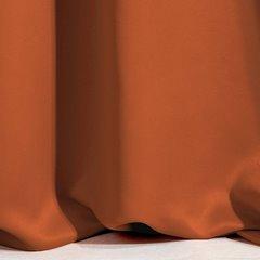 Ceglana zasłona zaciemniająca 135x270 na taśmie - 135x270 - Ceglany 6