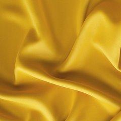 Musztardowa zasłona zaciemniająca 135x270 na taśmie - 140 X 270 cm - musztardowy 5