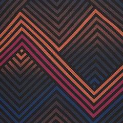 Komplet pościeli bawełnianej DIEGO 200x220 2szt 70x80 styl nowoczesny - 220x200 - czarny, granatowy, pomarańczowy, fioletowy, czerwony 1
