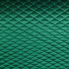 Zielona NARZUTA Z WELWETU z cekinami 170x210 cm - 170x210 - zielony 3
